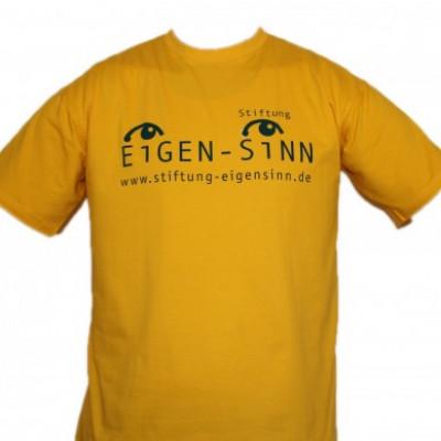 T-Shirt Stiftung EiGEN-SiNN
